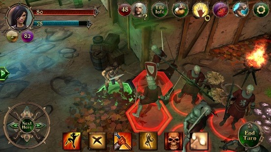 Demon's Rise 2 v.5 (Paid) Apk + Data