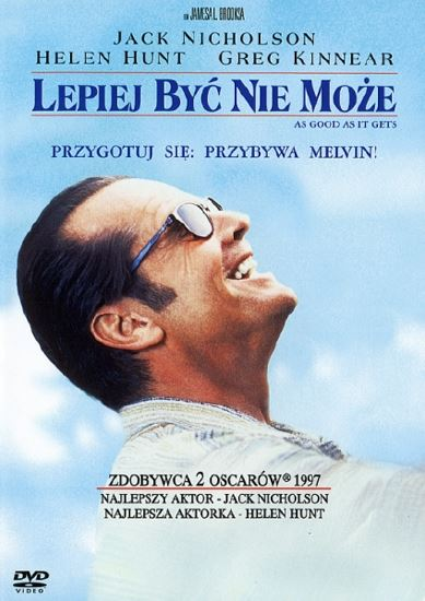Lepiej być nie może / As Good as It Gets (1997) PL.BRRip.XviD-GR4PE | Lektor PL