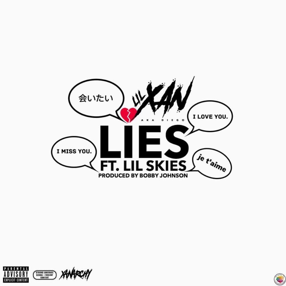 Lil Xan Ft. Lil Skies - Lies itunes