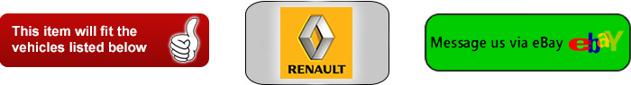 renault laguna 3 iii lecteur cd liste mise jour radio st r o auto code ebay. Black Bedroom Furniture Sets. Home Design Ideas