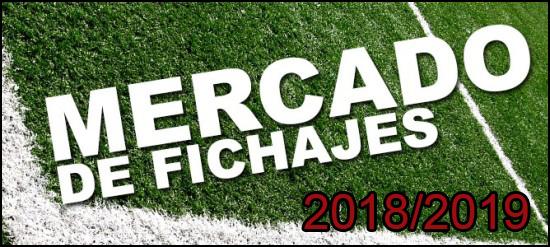 Mercado de fichajes 2018-2019 (Nacional e Internacional) 11
