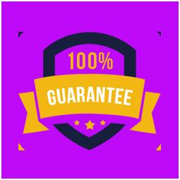 100%Guarantee