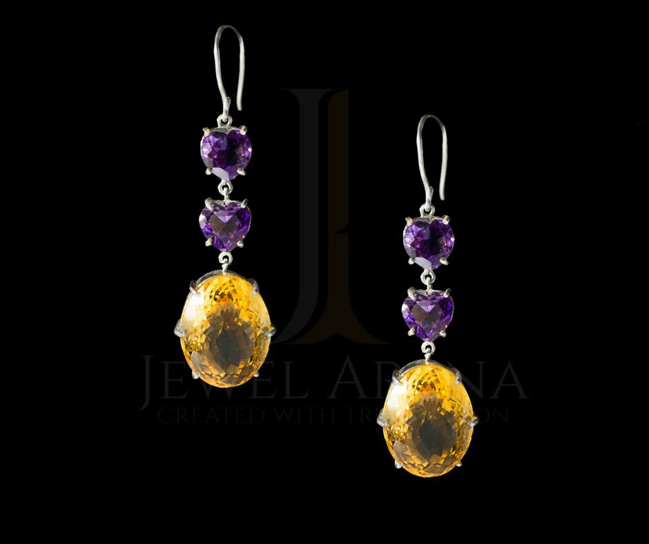 Jewel Arena Earrings