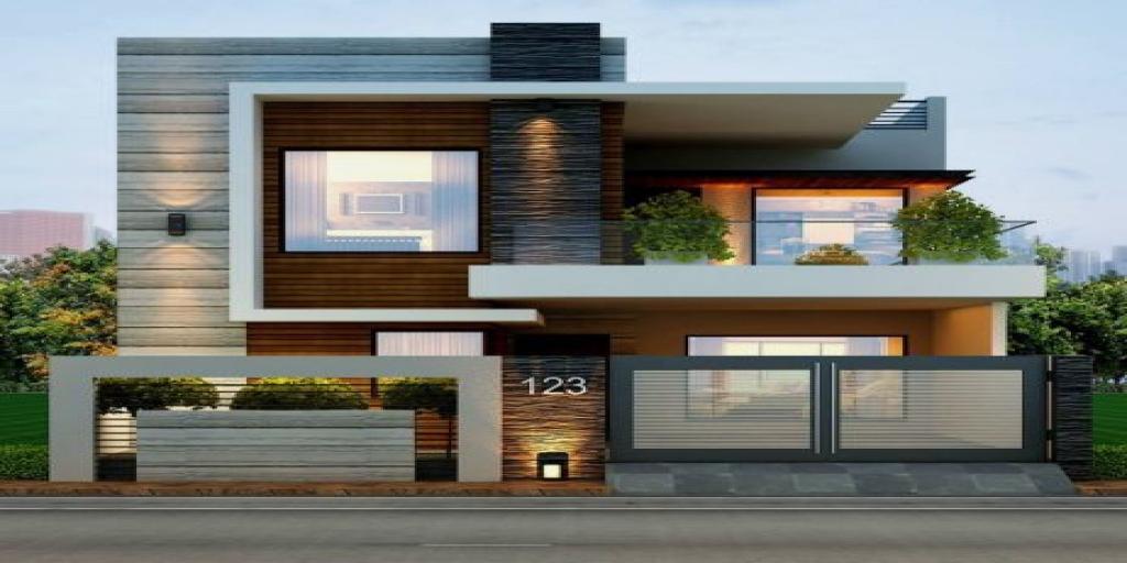 Home Design Eksterior