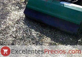Trituradora de ramas de olivo, picadora de ramón, picadora de ramas, máquina picadora para tractor