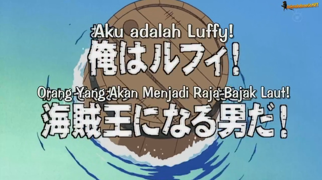 One Piece Episode 1