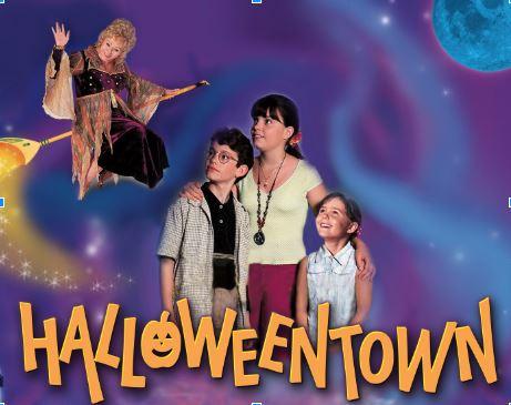 Halloween Movie Classic Halloween Town
