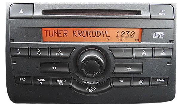 fiat stilo cd player radio fiat stilo car stereo with. Black Bedroom Furniture Sets. Home Design Ideas