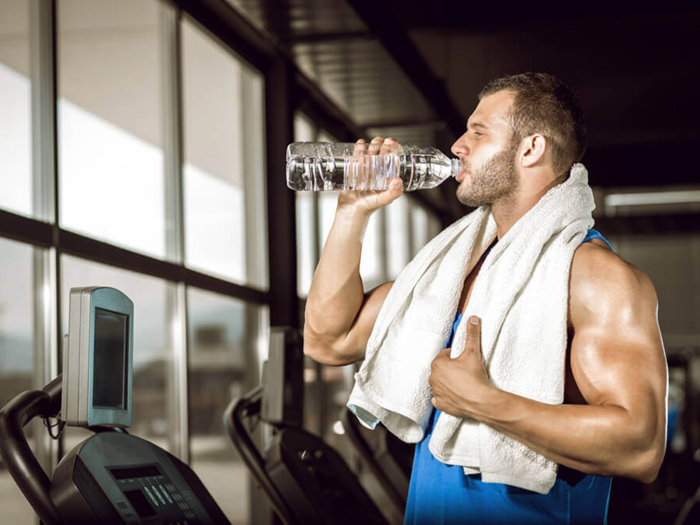Water and sport: how does water scarcity affect our body during training?