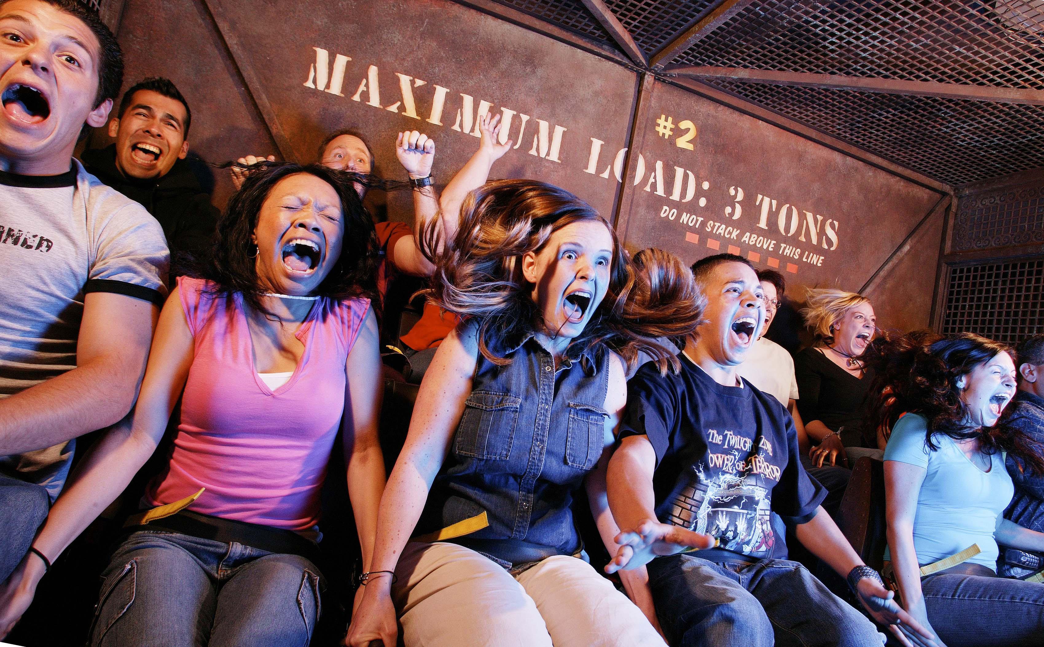 Toer of Terror at Disneyland Paris