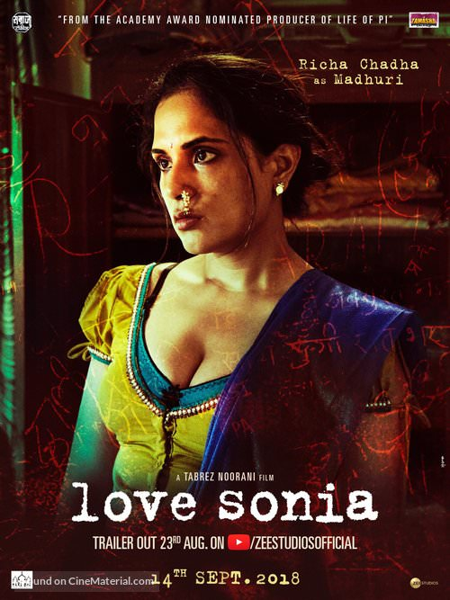 Love Sonia 2018 Hindi Movie HD