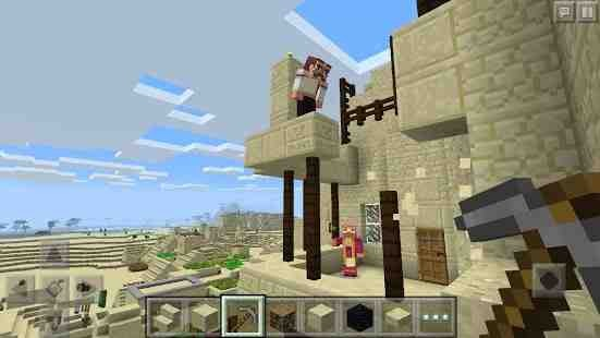 Minecraft - Pocket Edition 1.2.6.55 ( Retail &Mods/2.3+) Apk