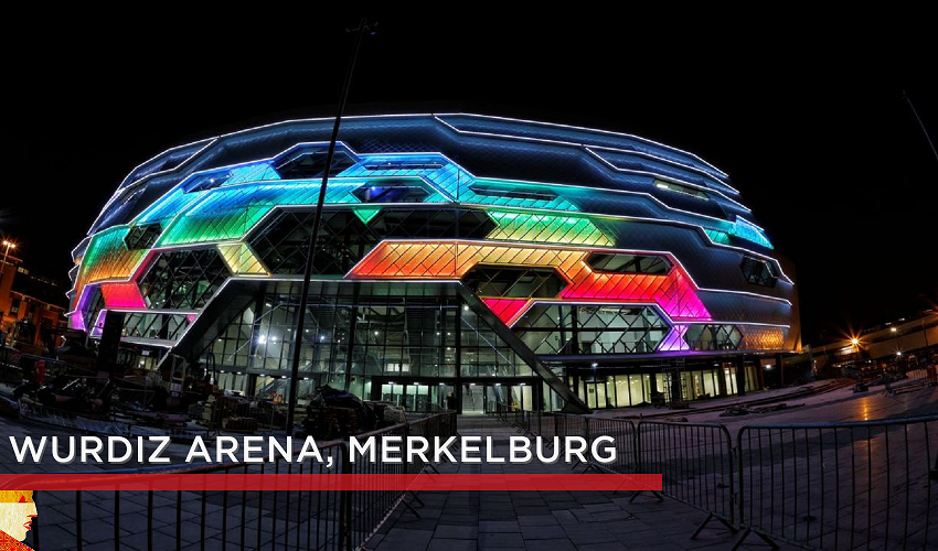 [PRESENTACIÓN] EUROCOUNTRY 67 · Presentación de la edición Wurdiz_Arena_First_Direct_Arena
