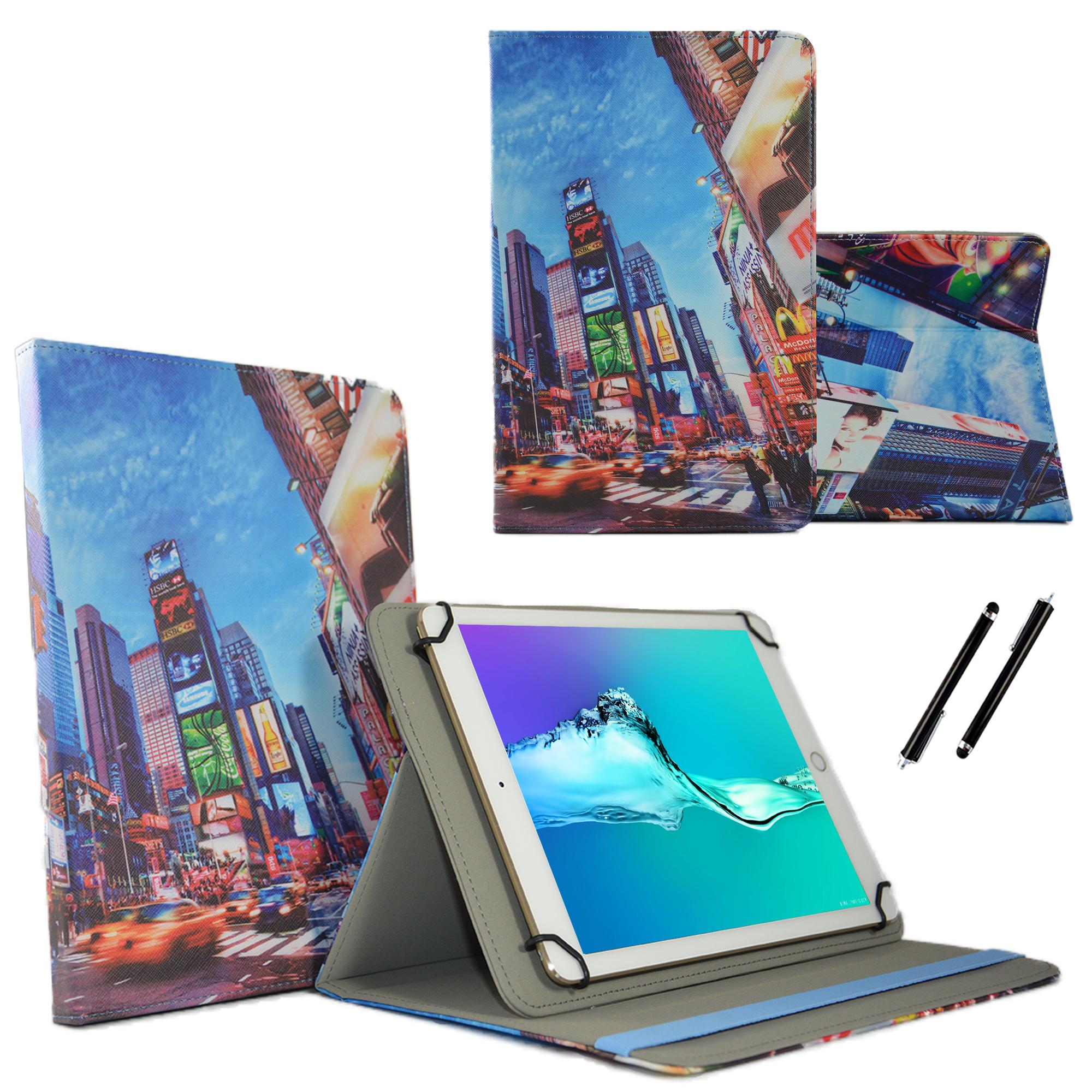 "Protezione TABLET BORSA CARTELLA-Lenovo tab10 tb-x103f 10.1/"" New York"