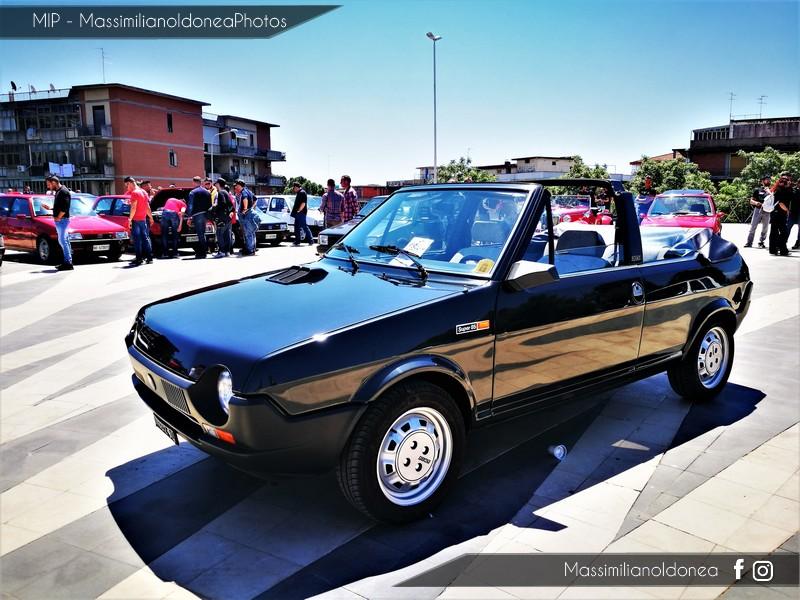 6° Festa dei Motori - Piazza Vicerè, Catania Bertone_Ritmo_Cabrio_S85_1_5_84cv_BL176212_2
