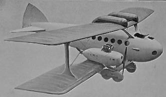 Breguet's 1919-1939 Aircraft ID Challenge #710