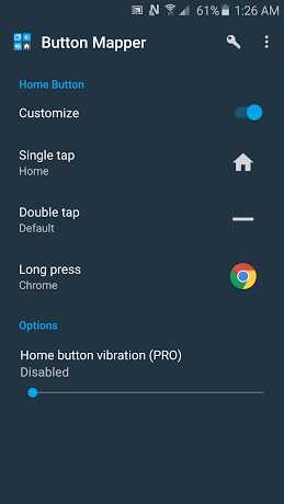 Button Mapper Pro: Remap your keys 0.49 APK