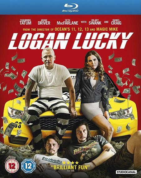 Logan Lucky (2017) 1080p BluRay AVC DTS-HD MA 5.1-CHDBits