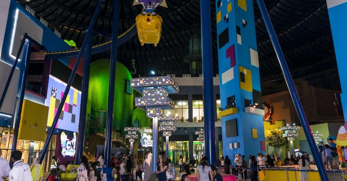 IMG world of adventure | IMG world tickets  | IMG world tickets offers – Dubai555