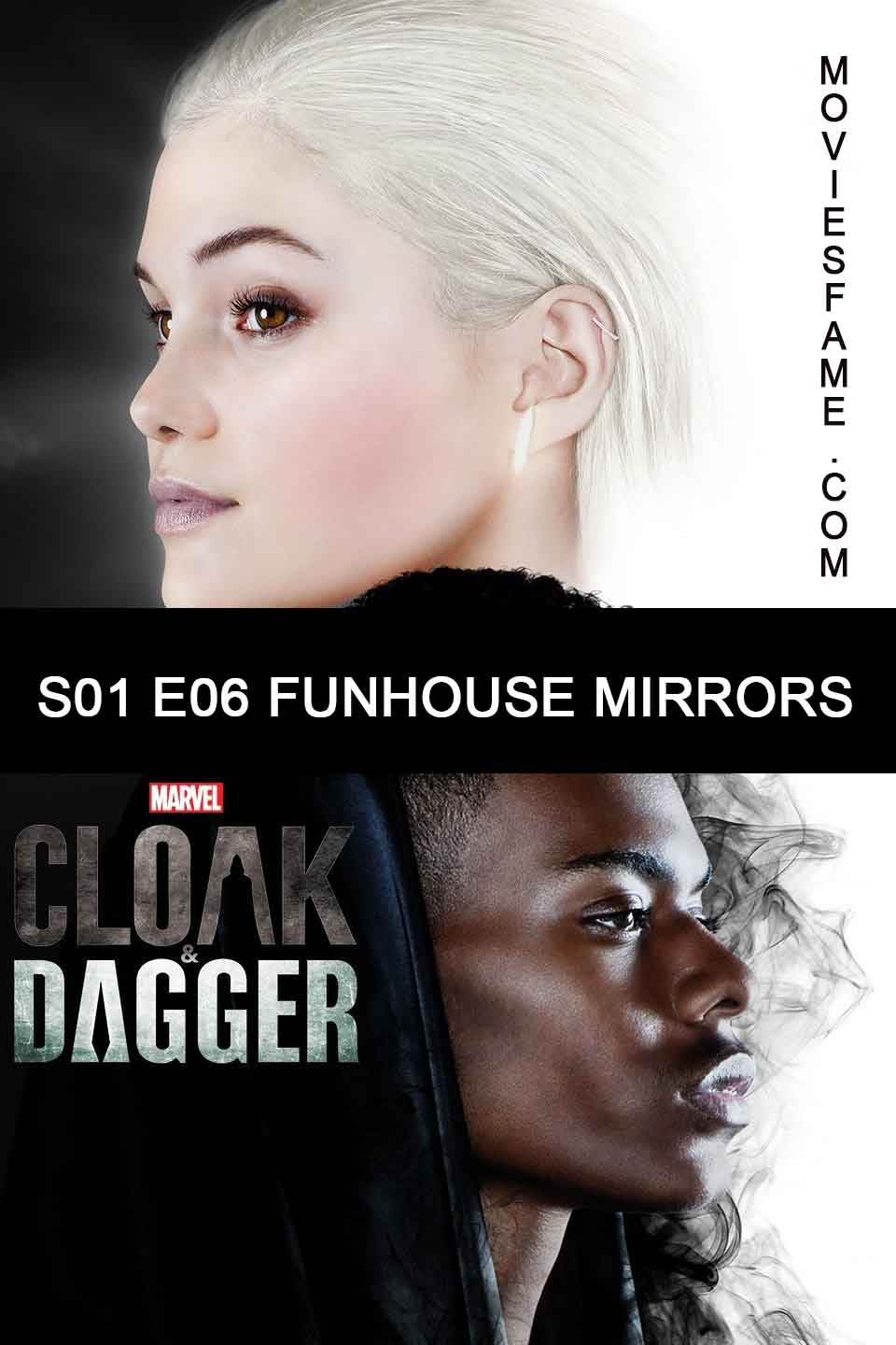 Marvel's Cloak and Dagger Season 1  Episode 6 Funhouse Mirrors Watch Online thumbnail
