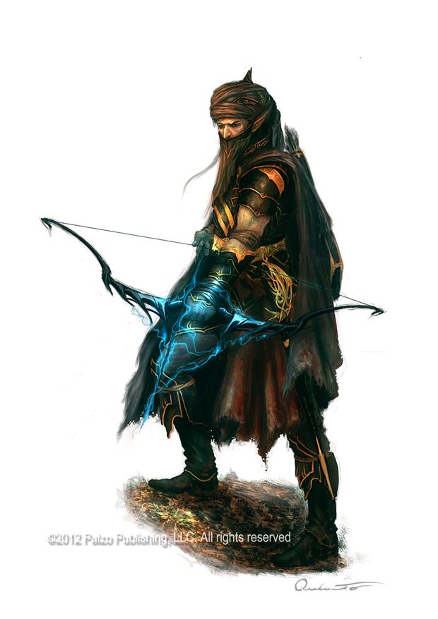 1 Mercenary Solak