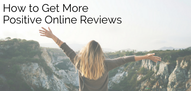 How To Get Hundreds Of Positive Online Reviews