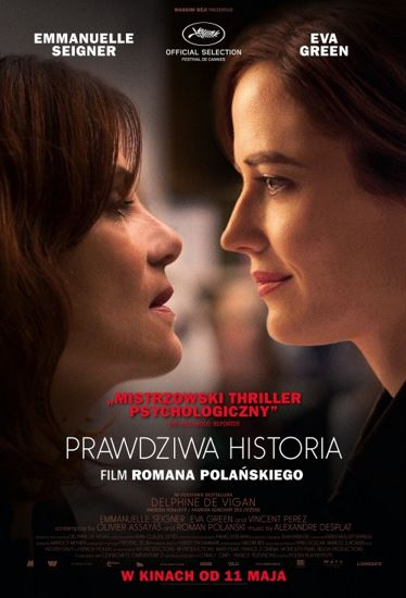 Prawdziwa historia / Based on a True Story / D'apres une histoire vraie (2017) PL.BDRip.XviD-KiT / Lektor PL