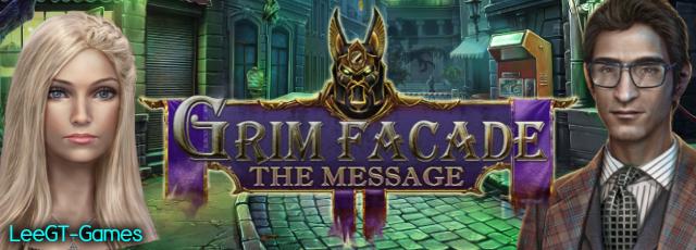 Grim Facade 10: The Message [Beta Version]