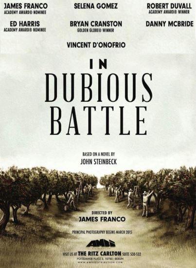 W niepewnym boju / In Dubious Battle (2016) PL.BRRip.XviD-GR4PE | Lektor PL