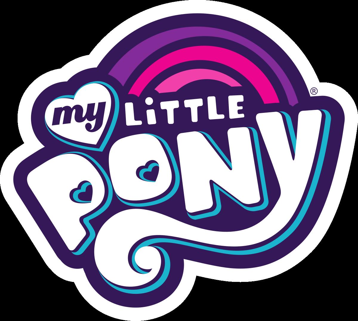 My Little Pony G4 logo svg