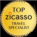 Top Zicasso Tour Specialist