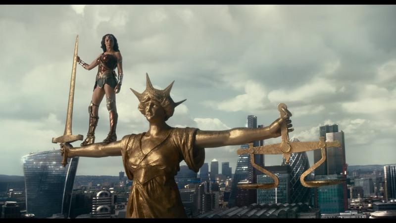 Justice League - Chưa bao giờ hết bất ngờ mỗi khi DC tung trailer mới