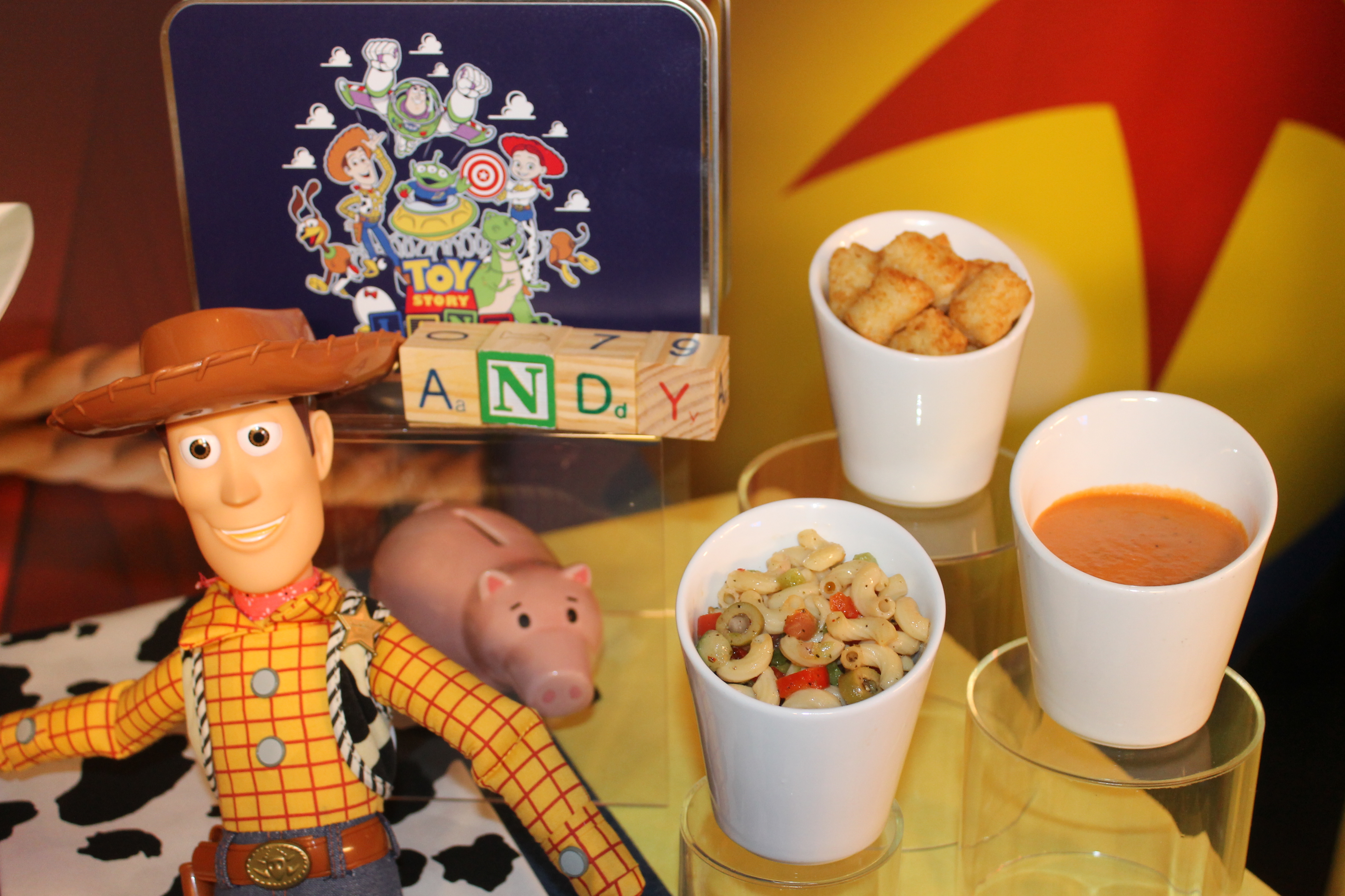 Toy Story land food