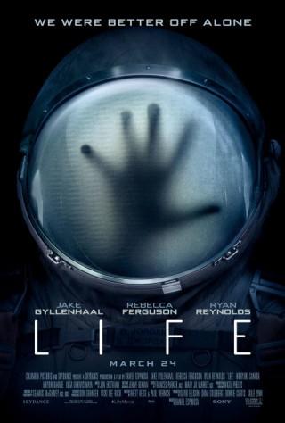 Life (2017) 1080p HC HDRip X264 AC3-EVO