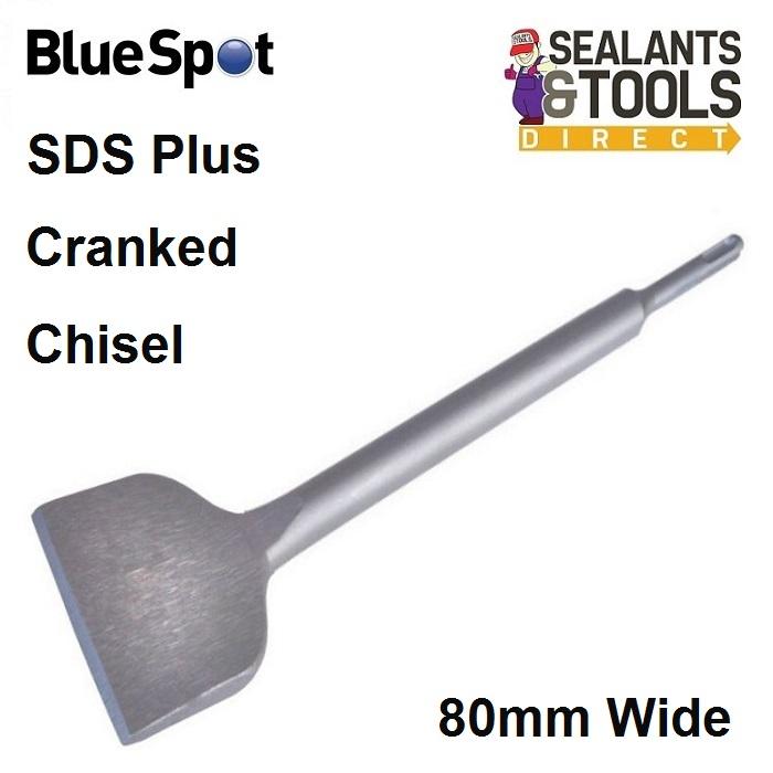 BlueSpot Cranked Sds Plus Breaker Chisel 20016