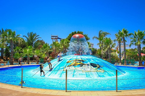 Minotaurs_Labyrinth_Children_attraction_at_Water_World_Themed_Water_Park_Ayia_Napa_2