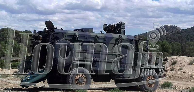 Armée Tunisienne / Tunisian Armed Forces / القوات المسلحة التونسية - Page 14 31895130_2227865827227518_5611184964734287872_n