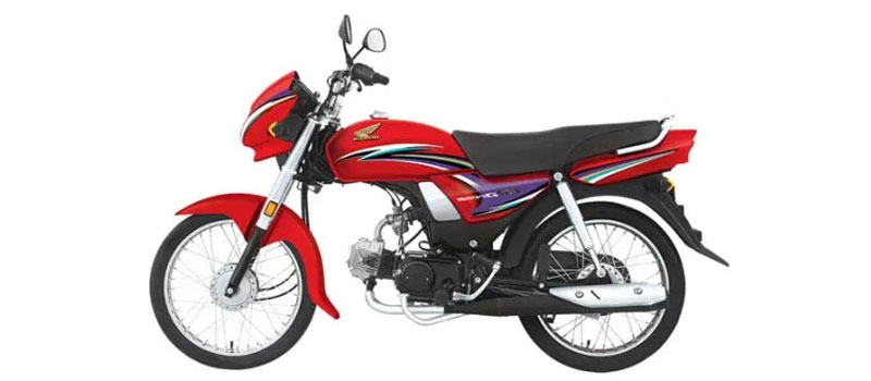 Honda CD70 Dream
