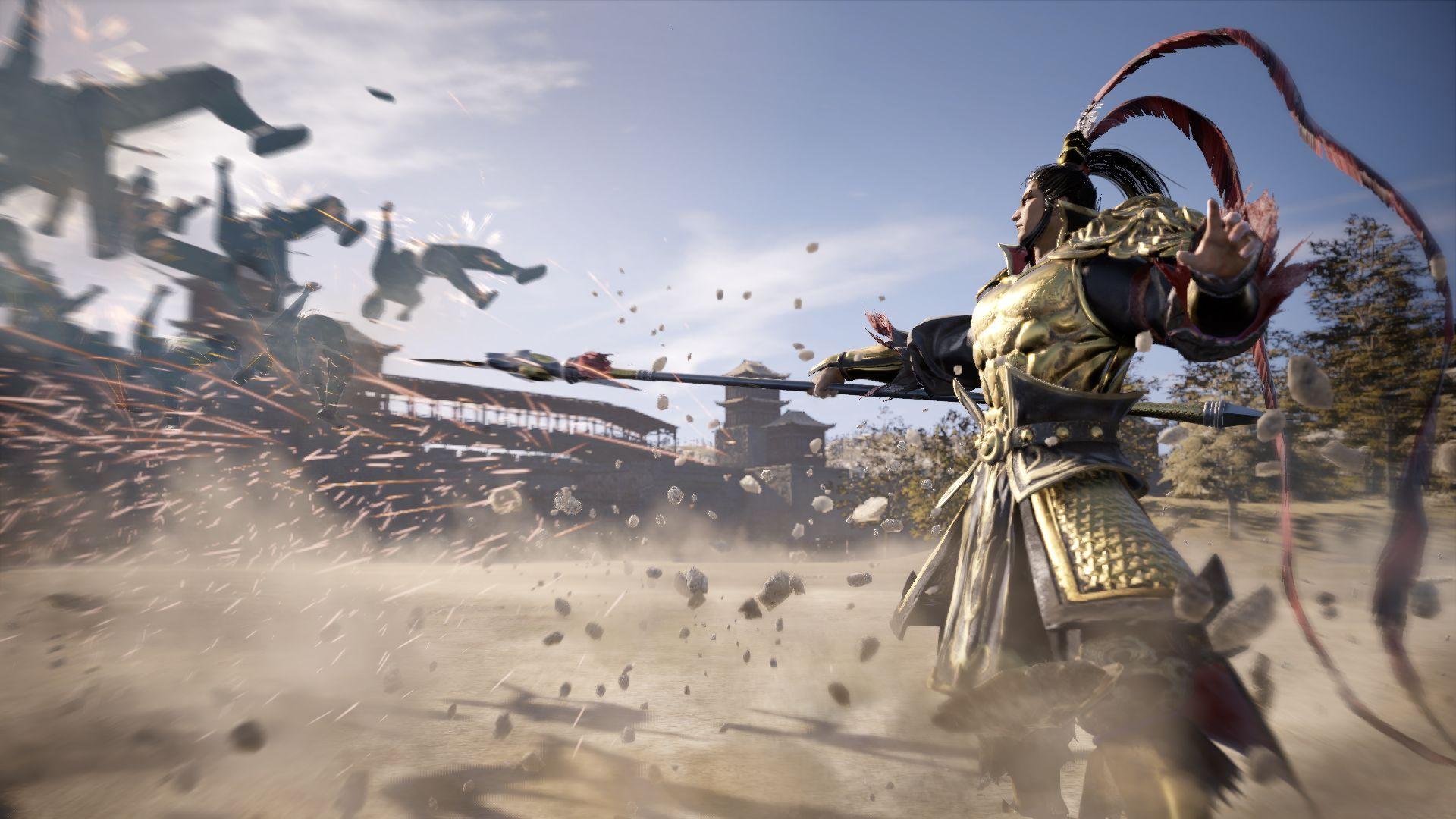 Dynasty Warriors 9 Torrent PC Español