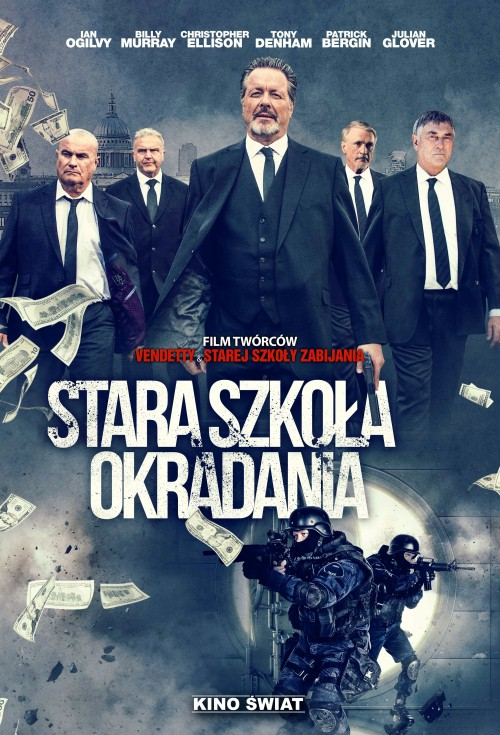 Stara szkoła okradania / We Still Steal the Old Way (2016) PL.WEB-DL.XviD-FmX / PL Lektor