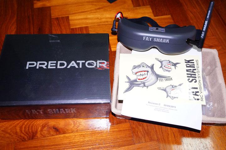 Fatshark Predator V2