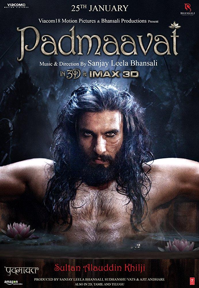 Padmaavat (2018) Hindi BluRay 1080p 5.1CH x264