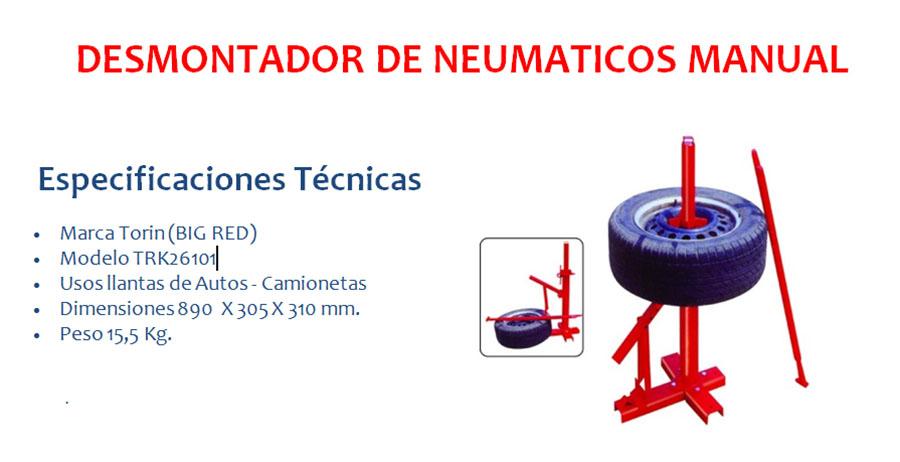 Desmonatador_de_neumaticos_Manual