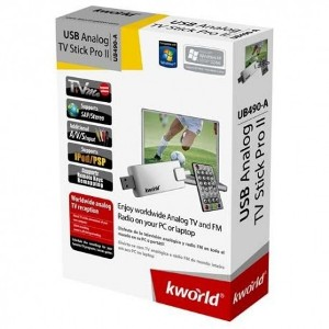 TV TUNER KWORLD