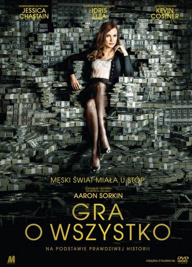 Gra o wszystko / Mollys Game (2017) PL.AC3.DVDRip.XviD-GR4PE | Lektor PL