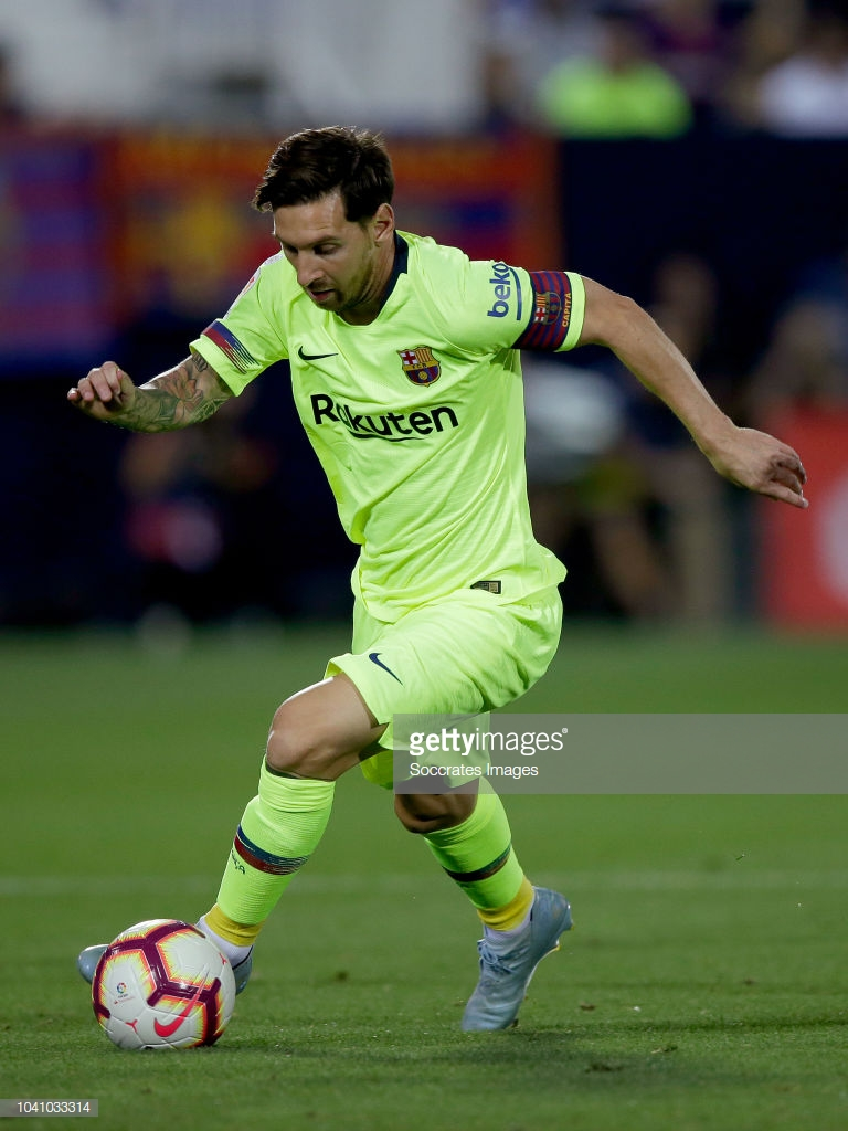 صور مباراة : ليغانيس - برشلونة 2-1 ( 26-09-2018 ) Ll