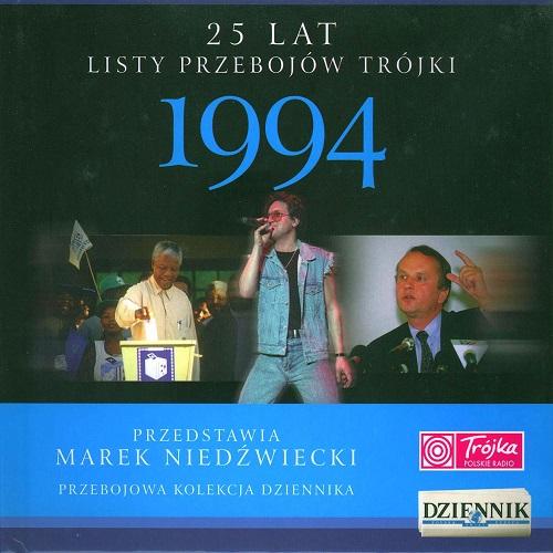 VA - 25 latE Listy Przebojów Trójki 1994 (2006) [FLAC]