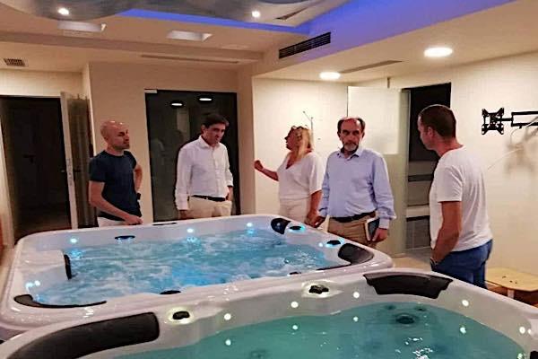 Επίσκεψη Απ.Κατσιφάρα σε τουριστικές επιχειρήσεις σε Αστακό & Αγρίνιο