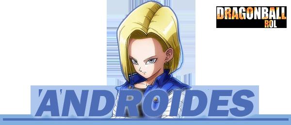 Tema 3: Elige tu Raza Androides