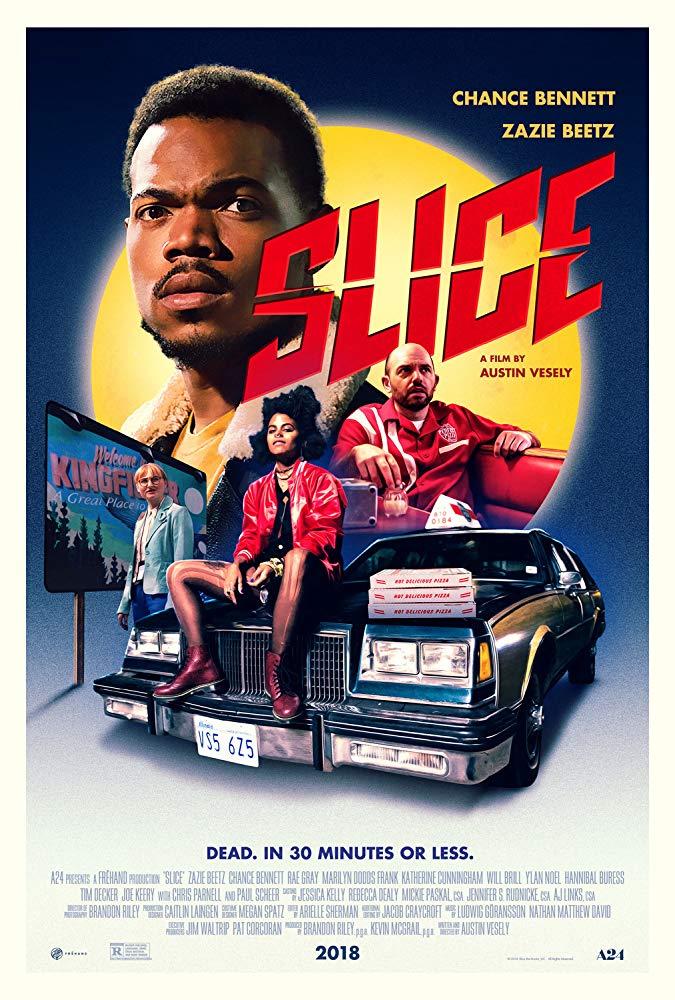 Slice (2018) 720p WEB-DL 650MB